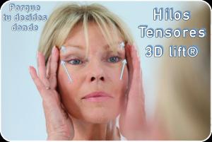 Hilos Tensores Espiculados Cog 3D Lift® 18