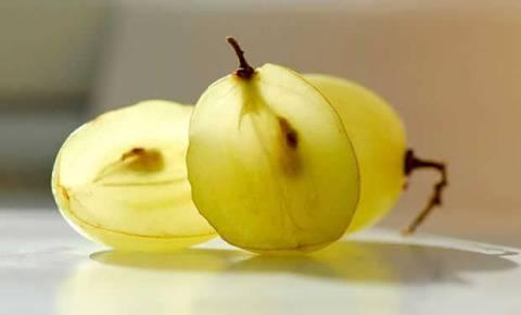 Aceite de semillas de uva en uso cosmético