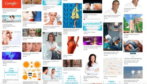 clinicas Vicario en Pinterest
