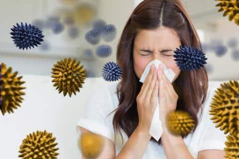 Cómo evitar las gripes primaverales?