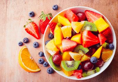 Cómo reducir el Ácido Urico con Frutas