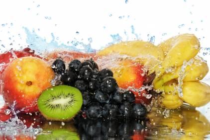 dieta de la fruta lavada para bajar peso