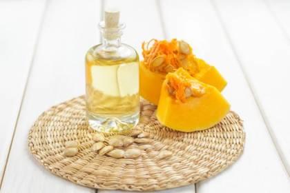 el aceite de semillas de calabaza