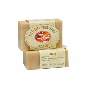 jabón de azufre para pieles con acné