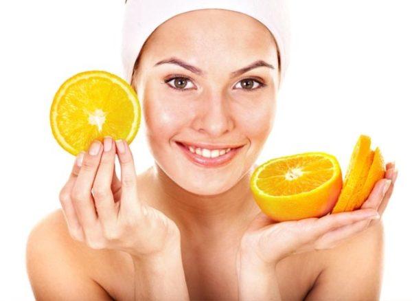 Vitamina C para el Rostro 2