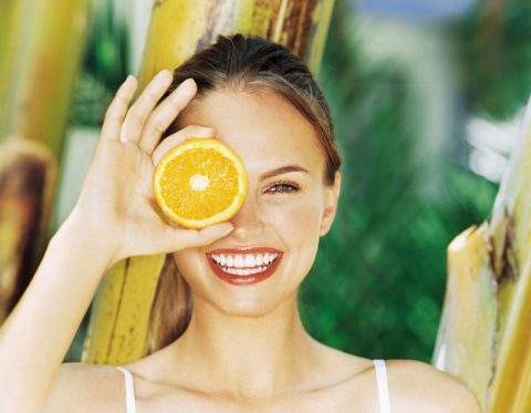 vitamina c para el rostro